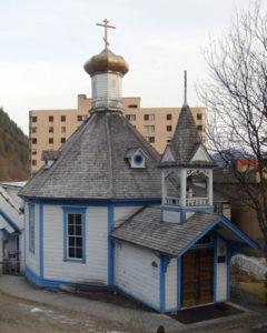 St Nicholas Orthodox Church, 1894 Club. A modern image of St. Nicholas' exterior. taken about 2004