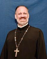 Fr Simeon. B. Johnson - Rector