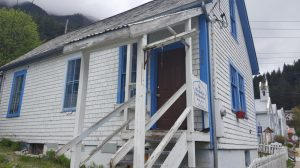 Old Rectory. St. Nicholas, Authentic Russian Gifts and Icons, Juneau